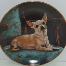 Chihuahuas Collector The Perfect Spot Dog Pet Danbury Mint