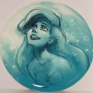 "Disney Store Princess Ariel Little Mermaid Plate Decorative Charger Art 14"" NIB"