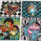 Disney Alice Wonderland Cheshire Cat Dessert Plate Set Tea Party Theme Park NIB