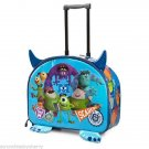 Disney Monster University Rolling Luggage Suitcase Sulley