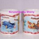 Disney Winnie Pooh Eeyore Tigger Coffee Mug Tea Cup