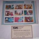 Disney Cinderella Postage Stamps Classic Fariytales  Grenada Vintage Retired