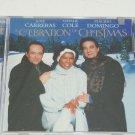A Celebration of Christmas - Carreras, José (CD 1996) Natalie Cole  P Domingo