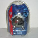Tampa Bay Buccaneers AM/FM Mini Helmet Radio Riddell Football NFL New