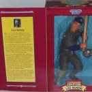 Lou Gehrig Cooperstown Collection Starting Line Up Figure Poseable MLB Baseball
