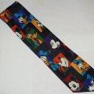 Disney Mickey Mouse Donald Duck Mens Neck Tie Necktie  Goofy Pluto Unlimited
