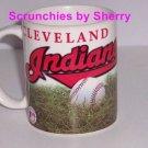 Cleveland Indains Coffee Mug Baseball Ceramic Tea MLB Cup Vintage 1998