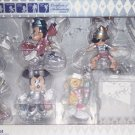 Disney Store 25th Anniversary Ornaments Tink Pinocchio Buzz Pooh Minnie Mickey