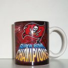 Tampa Bay Buccaneers Coffee Mug Super Bowl XXXVII 37 Cup NFL Football Vintage