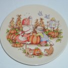 Country Kids Sharing is Fun Collector Plate Watkins Vintage