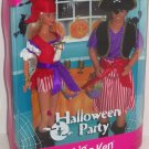 Barbie Ken Doll Halloween Party Target Store Exclusive 1998 Pirate Costumes