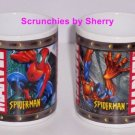 2 Marvel  Spiderman Coffee Cup Mug Mugs Collectors 2004 Disney Great Gift