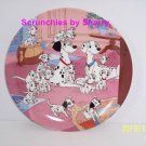 Disney 101 Dalmatians Watch Dog Collector Plate Bradford Exchange Great Gift