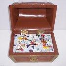 Walt Disney Cruise Lines Pin Recuse Captain Mickey Adventure 2002 Goofy Minnie