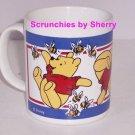 Disney Winnie Pooh Honey Bees Coffee Mug Cup England Vintage