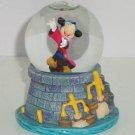 Disney Store Mickey Mouse Snowglobe Sorcerer Apprentice Retired
