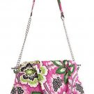 Vera Bradley Priscilla Chain Bag Pink Green Black Gray Shoulder Handbag Purse