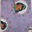 Disney Princess Jasmine Valance Window Treatment Purple Girls Bedroom Home