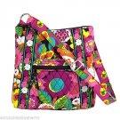Vera Bradley Hipster Purse Va Va Bloom Bag Crossbody New