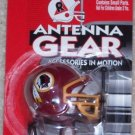 2 Washington Redskins Antenna Gear Helmet Ridell NFL Football Car Auto