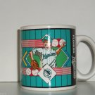 Florida Marlins Coffee Mug Cup 1993 Vintage MLB Baseball