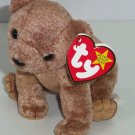 Pecan Bear Ty Beanie Baby Babies 1999