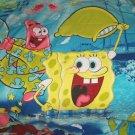 Spongebob Squarepants Twin Comforter Sheets Curtains Pillowcase Complete Set