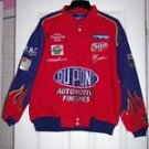 Jeff Gordon Jacket Coat Winston Cup NASCAR Jeff Hamilton  Large NWTS