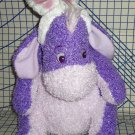 Disney Store Eeyore Plush Easter Rabbit Bunny Ears Plush Toy Exclusive Original