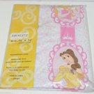 Disney Cinderella Belle Sleeping Beauty Princess Shower Curtain Bathroom Girls
