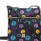 Disney Dooney & Bourke Nylon Nightmare Before Christmas Letter Carrier Handbag