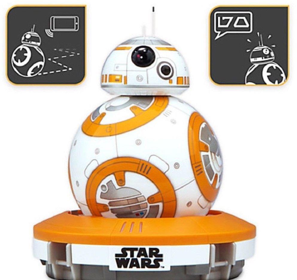 Disney BB-8 App-Enabled Droid Sphero Star Wars The Force Awakens Boys Girls 2015