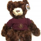 Florida State Seminoles Plush Bear Dexter Chelsea Teddy Bear Company New