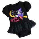 Disney Store Minnie Mouse Halloween Bodysuit for Baby 0-3 Months