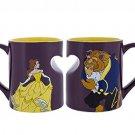 Disney Store Beauty and the Beast Mug 2017 New