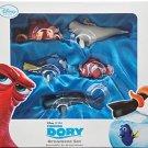 Disney Store Finding Dory Sketchbook Ornament Nemo Hank Bailey Destiny New 2016