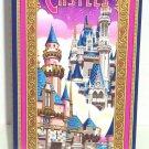Disney World Vase Cinderella Castle Disneyland Sleeping Beauty Theme Park New