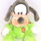 Disney Goofy Plush Toy Rattle Baby Soft Theme Parks New