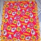 Kansas City Chiefs Toss Fleece Baby Pet Dog Blanket