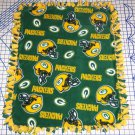 Green Bay Packers Toss Fleece Baby Pet Dog Blanket NFL