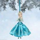 Disney Store Sketchbook Christmas Ornament Elsa 2014