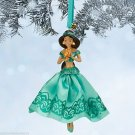 Disney Store Sketchbook Christmas Ornament Jasmine 2014