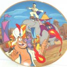 Disney Aladdin Jasmine Collector Plate Make Way For Prince Ali Bradford Exchange