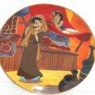 Disney Aladdin In Love Collector Plate Make Way Bradford Exchange
