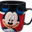 Disney Store Bright Mug Mickey Mouse 2014 New