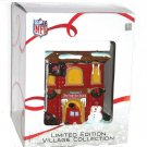 Firehouse Forever Collectibles Tampa Bay Buccaneers  Christmas Village
