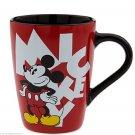Disney Store Character Mug Mickey Minnie 2016 New