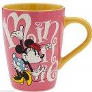 Disney Store Character Mug Minnie Minnie 2016 Pink New