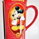Disney Store Astrology Latte Mug Mickey Mouse Taurus