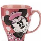 Disney Store Coffee Mug Minnie Mouse Sketchbook